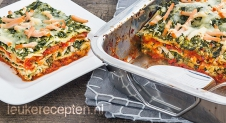 Light lasagne
