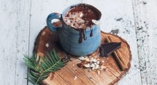 Hot chocolate van Wild Oat