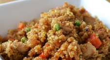 Super Healthy Sunday: Quinoa Fried Rice