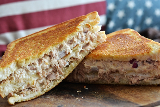 Fastfood Friday: Tuna Melt