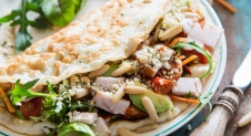Kokosbloem tortillawrap – Whole30