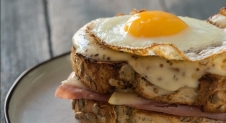 Croque Madame | Simone's Kitchen