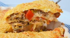 Mexicaanse wraptaart
