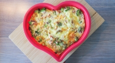 VIDEO: Korstloze quiche