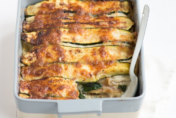 Fresh & Easy: Vegetarische Lasagne
