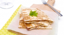 Quesadillas met geitenkaas