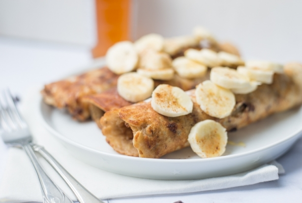 VIDEO: Bananabread pancakes