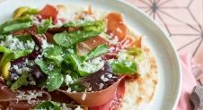 Dude Food Dinsdag: Tostada di Anita | Simone's Kitchen