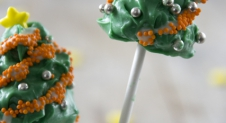 How-to: Kerstboom Cakepops