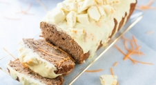 Tony's White Chocolate Carrot Cake