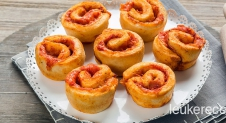 Pizza rolletjes