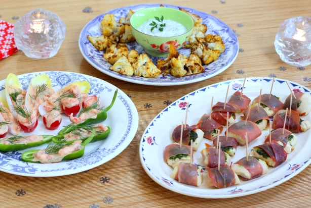Iets Nieuws Recept voor video: oud & nieuw hapjes - Foody.nl @JV56