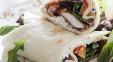 Wraps met roomkaas en kip (of kalkoen) | Simone's Kitchen