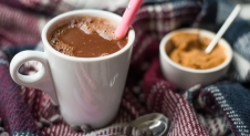 VIDEO: Peanutbutter hot chocolate