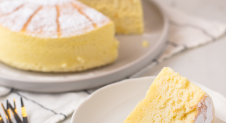 Japanse cheesecake (Cotton cheesecake)