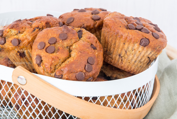 Recept Voor Banaan Pindakaas Muffins Foody Nl