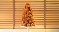 Advent 20: Croquembouche