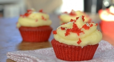 Video: Red Velvet cupcakes maken