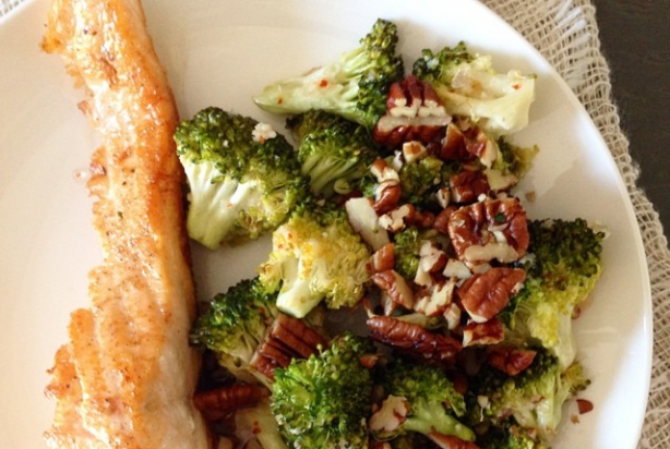 Dag 5 – 7 Whole30 – whole36…. – geroosterde broccoli