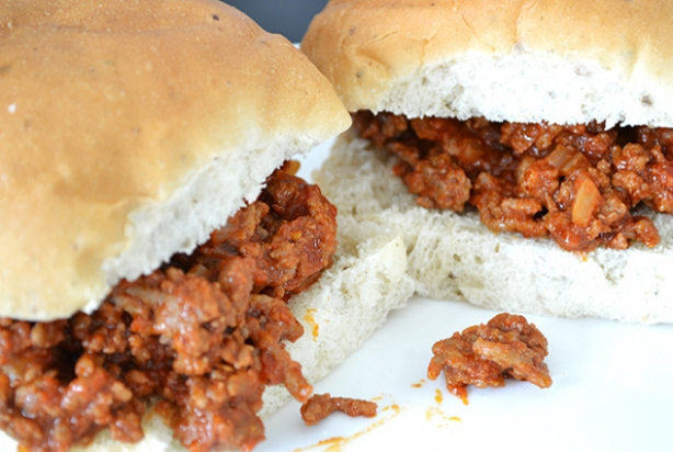 Fastfood Friday: Sloppy Joe