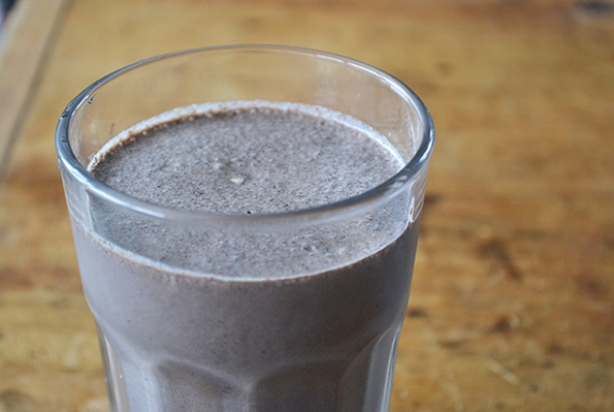 Fastfood Friday: Applebee's Oreo Cookie shake