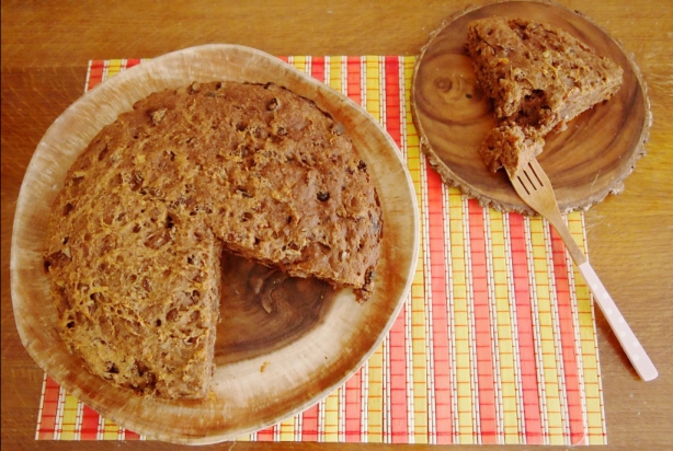Recept: Carrotcake