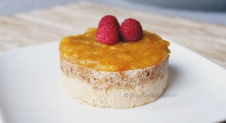 Raw Vegan Mango Cheesecake zonder suiker