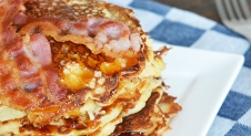 Video: Bacon Pancakes