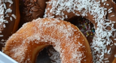 Fastfood Friday: Homemade Donuts