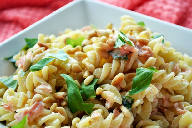 Leftover lunchtip: Restjespasta