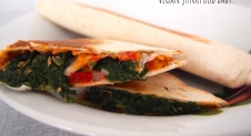 Vegan Junkfood: Quesadillas