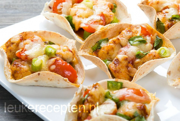 Wonderbaarlijk Recept voor mexicaanse mini hapjes - Foody.nl HK-28
