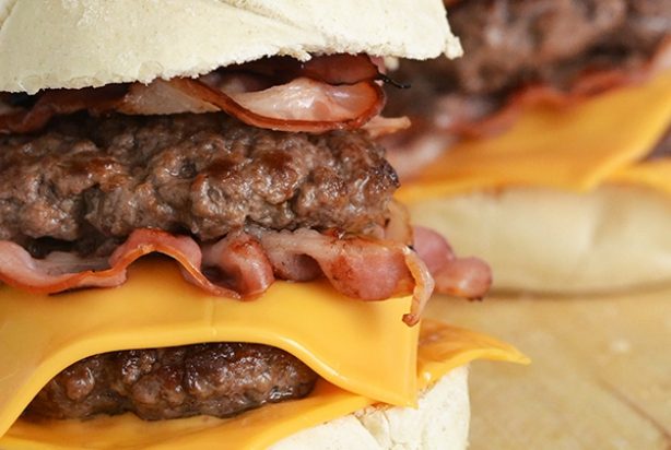 Fastfood Friday: Baconator (Wendy's)