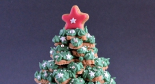 Advent 24: Koekjes kerstboom