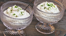 Syllabub dessert
