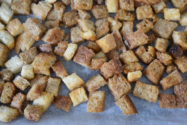 Recept Voor Croutons Met Knoflook Foody Nl
