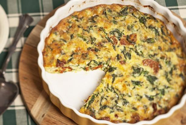 glutenvrije hartige taart Recept voor glutenvrije quiche   Foody.nl glutenvrije hartige taart