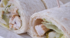 Snelle lunchwraps