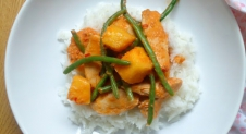 Recept Rode Curry