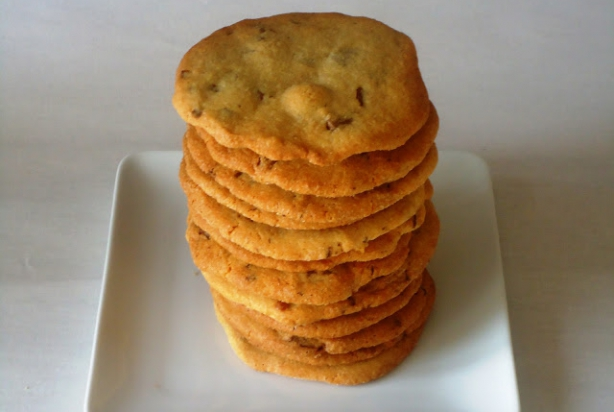 Starbucks chocolate chip cookies