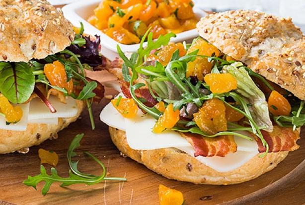 Betere Recept voor broodje geitenkaas met abrikoos - Foody.nl ZK-64