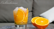 Oranjinha – WK cocktail