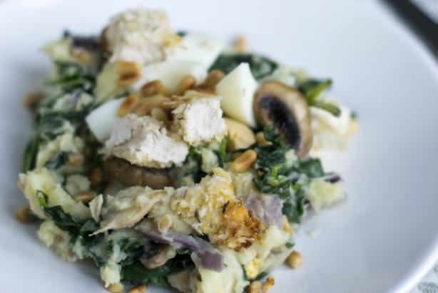 Recept Voor Spinaziestamppot Foody Nl