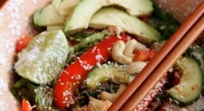Recept: spicy maaltijdsalade