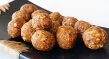 Healthy pindakaas balletjes met havermout