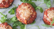 Video: Vegetarische Aubergine pizzaatjes
