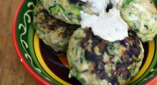 Super Healthy Sunday: Kip-Courgetteburgers