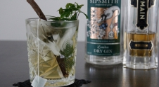 Gin Green Mint Tea