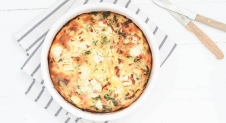 Fresh & Easy: Boerenkool frittata
